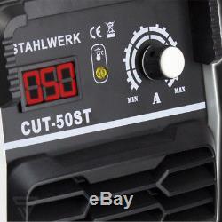 Plasmaschneider Stahlwerk Coupe 50 St Hf Inverter / Plasmaschneidgerät Bis 14 MM