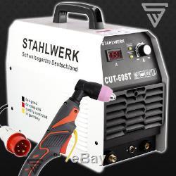Plasmaschneider Stahlwerk Coupe 60 St Hf Inverter / Plasmaschneidgerät Bis 20 MM