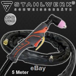 Plasmaschneider Stahlwerk Cut 40 St Igbt -hf Zündung / Plasmaschneidgerät Bis 10mm