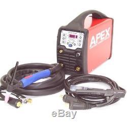 Poste À Souder Ca 13740 Welder Tig Ac / DC 200 Pulse Hf Inverter Stick Arc