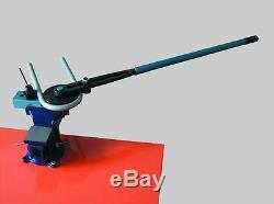 Profi-rohrbieger Set Typ 48