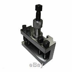 Rdg Tools Support T1 Capacité 20mm Quickchange Toolpost Ingénierie Du Changement Rapide