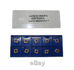 Rdgtools Ccmt 06 Carbide Conseils / Inserts / Outils De Tournage