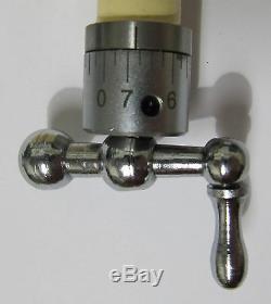 Rdgtools Petite Table Rotative 4 Fente 2-3 / 4 Diamètre De Table La Plus Petite Sur Le Marché