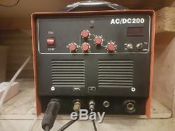 Réparation De Soudeuse Wsme Ac / DC Tig Inverter