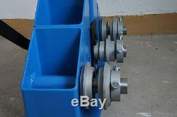 Rouleau D'anneau Résistant / Rouleau De Cintreuse Rond / Barres Carrées / Plates, Tubes