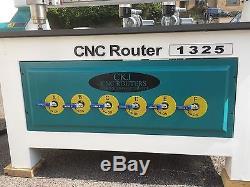 Routeur Cnc Ckj1325