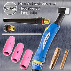 Schweißgerät Stahlwerk Set D'impulsions Schweißer Ac / DC Wig 200
