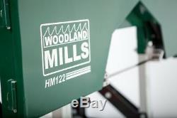 Scierie Woodland Mills Scierie Portative Hm122 Grumes De Traitement Du Bois