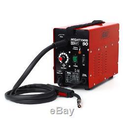 Sealey Mightymig90 Professionnel No Gas Mig Welder Nouveau