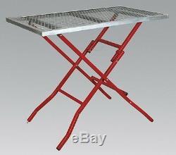 Sealey Swt1120 Table De Soudage 1120 X 610mm Equipement De Fraisage Pour Le Travail Des Métaux