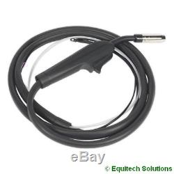 Sealey Tools Mightymig150 Gas No Gasless 150a 150am Mig Soudeur 230v Neuf