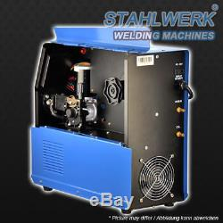 Soudeuse Stahlwerk Mig Mag 200 Avec Onduleur De Soudage Tig & Mma Shielding Gas