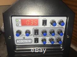 Soudeuse Tig Ac / DC R-tech 160 Amp 240v Modèle 161