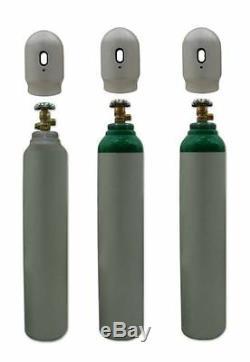 Un Cylindre De Bouteille De Gaz Argon Nouveau! Full 1.8m3 8l 180200 Bar Livraison Gratuite Au Royaume-uni