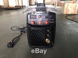 Uptime Mig160 Mig Welder Machine 160 Amp (igbt) Avec Torche Et Accessoires