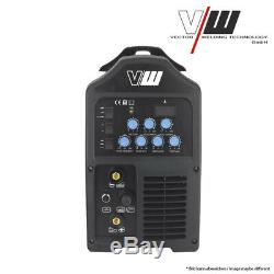 Vecteur Schweißgerät DC Wig Ow240 Impulsions M. Inverseur De Plasma Tig Cut Mma Elektrode