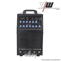 Vector Schweißgerät Ac / DC Wig Ow 250 Puls M. Plasma Alu Onduleur Mma Elektrode