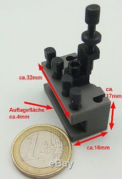 Weltweit Kleinstes Système Schnellwechselhalterset Multifix Aaa Kleiner Als Aa